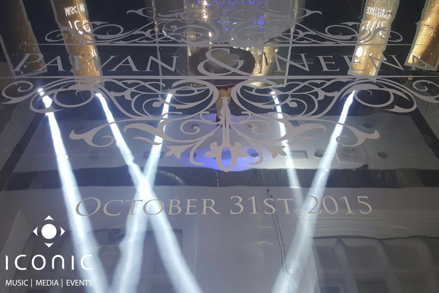 Dance Floors, Wedding DJ Hire London